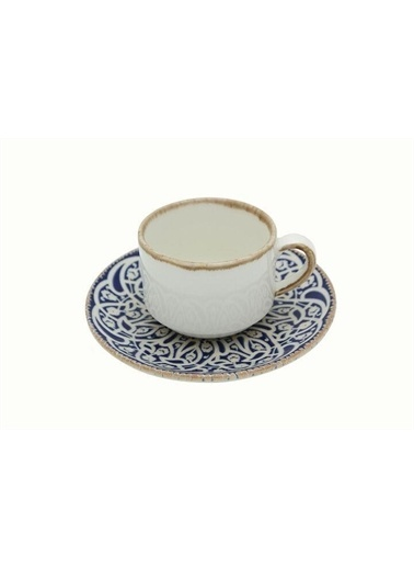 Porland Porland Criental Tabaklı Çay Fincanı 180 Cc Renkli